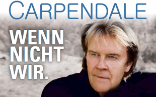 Konzert Howard Carpendale Tempodrom Berlin