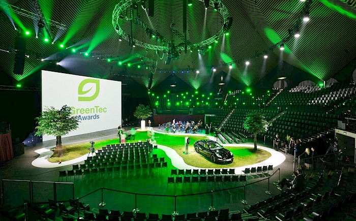 Greentec Award 2015 Berlin Tempodrom