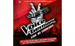 the voice of germany tour berlin tempodrom prosieben sat1