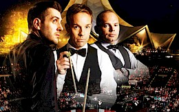 Sport Snooker Tempodrom Berlin German Masters 2019 Snooker