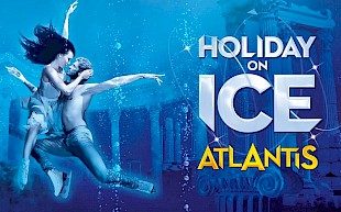 HOI Productions Germany Holiday On Ice ATLANTIS Tempodrom Atlatic