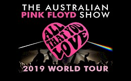The australian pink Floyd show world tour 2019