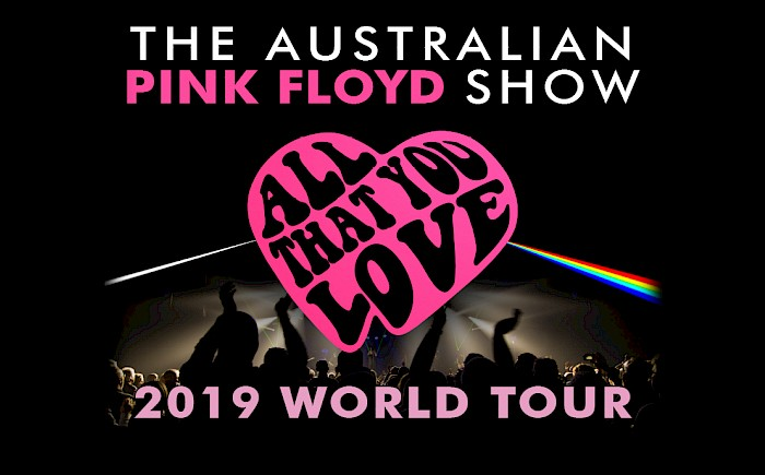 The Australian Pink Floyd Show On 05 March 2019 Live At Tempodrom