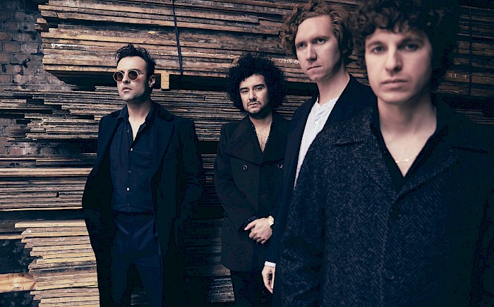 The Kooks live im Tempodrom Support Blossoms Live 2019 Tour