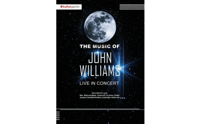 The Music Of John Williams Tempodrom Berlin