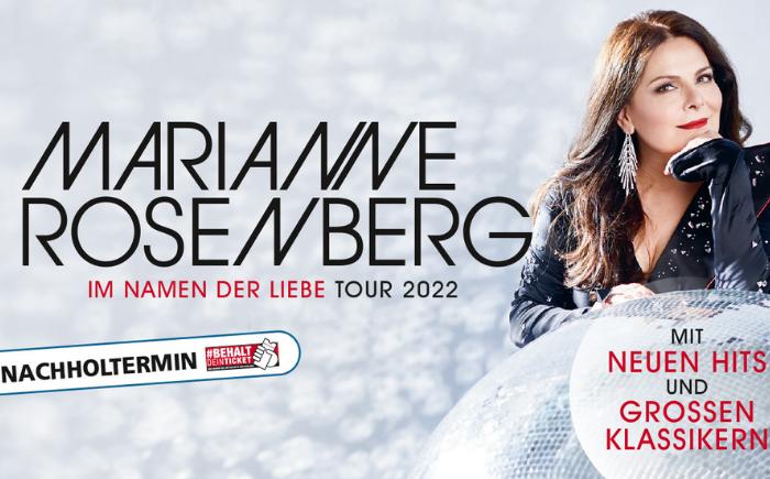 Marianne Rosenberg 2021